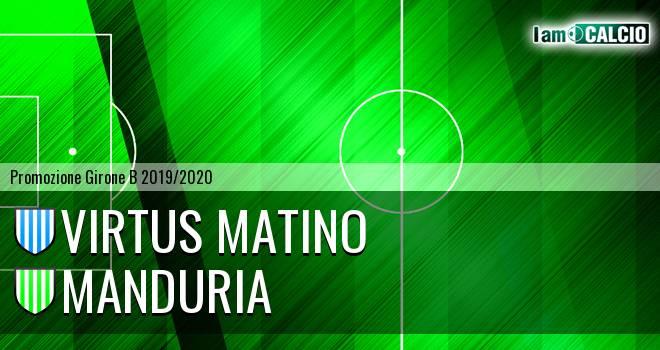 Virtus Matino - Manduria