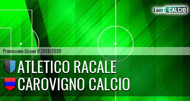 Atletico Racale - Real Carovigno