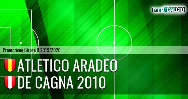 Atletico Aradeo - De Cagna 2010