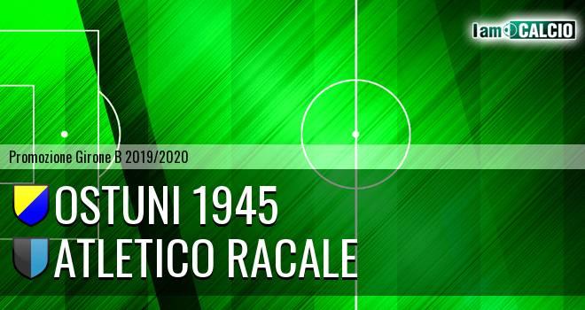 Ostuni 1945 - Atletico Racale