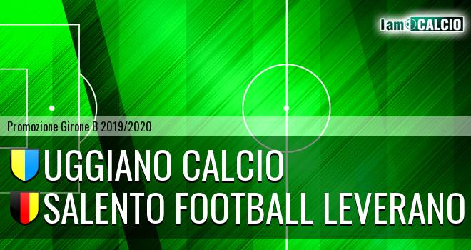 Uggiano Calcio - Salento Football Leverano
