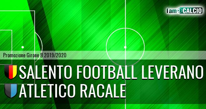 Salento Football Leverano - Atletico Racale