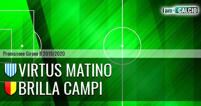 Virtus Matino - Brilla Campi