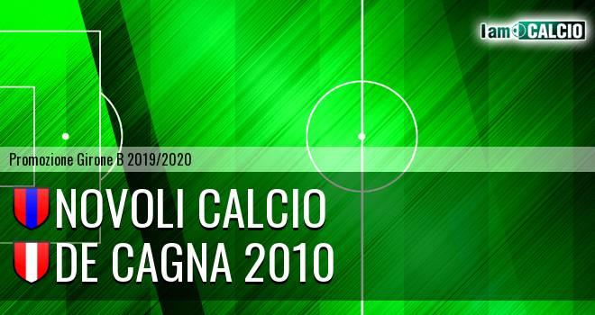 Novoli Calcio - De Cagna 2010