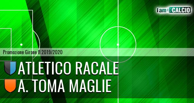 Atletico Racale - A. Toma Maglie