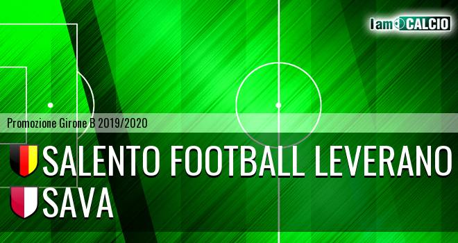 Salento Football Leverano - Sava