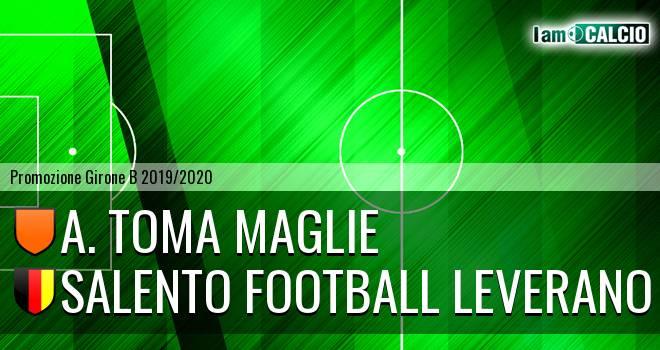 A. Toma Maglie - Salento Football Leverano