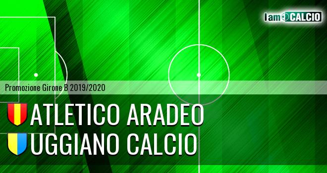 Atletico Aradeo - Uggiano Calcio