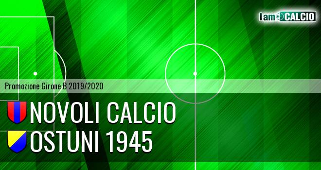 Novoli Calcio - Ostuni 1945
