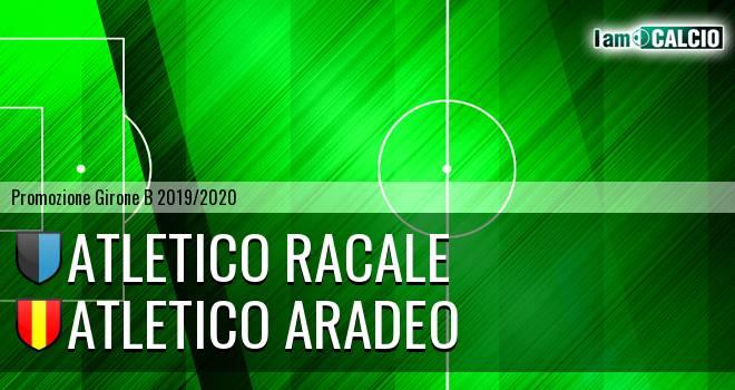 Atletico Racale - Atletico Aradeo