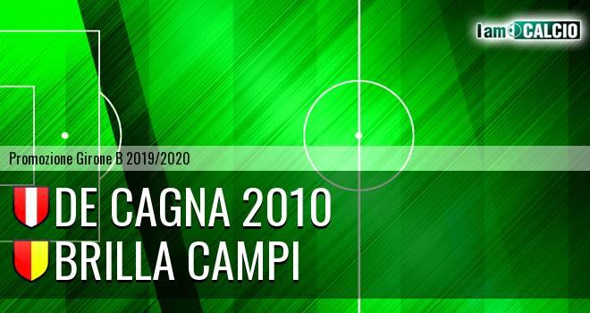 De Cagna 2010 - Brilla Campi