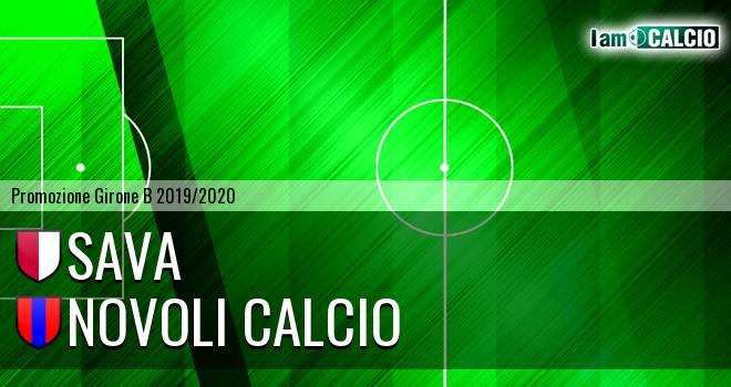 Sava - Novoli Calcio