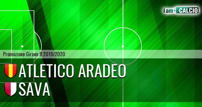 Atletico Aradeo - Sava