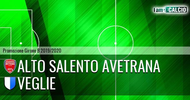 Alto Salento Avetrana - Veglie