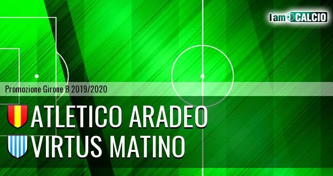 Atletico Aradeo - Virtus Matino