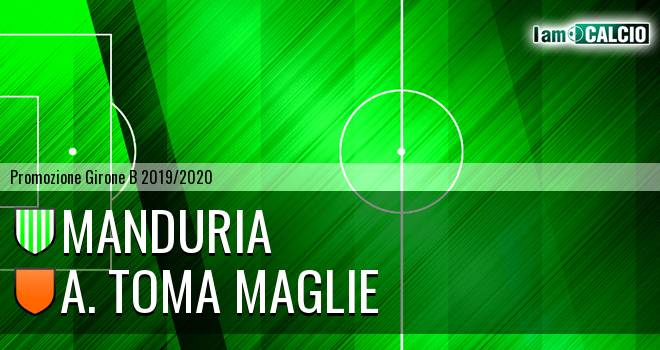 Manduria - A. Toma Maglie