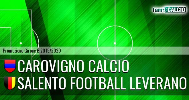 Carovigno Calcio - Salento Football Leverano