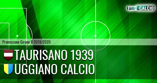 Taurisano 1939 - Uggiano Calcio