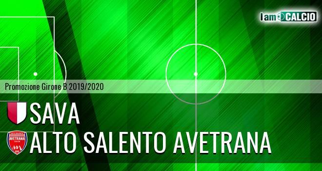 Sava - Avetrana Calcio