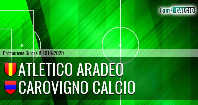 Atletico Aradeo - Carovigno Calcio