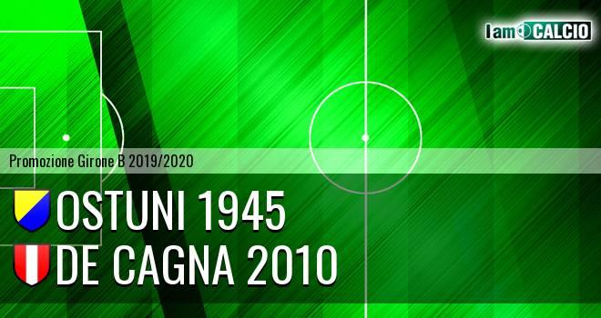 Ostuni 1945 - De Cagna 2010