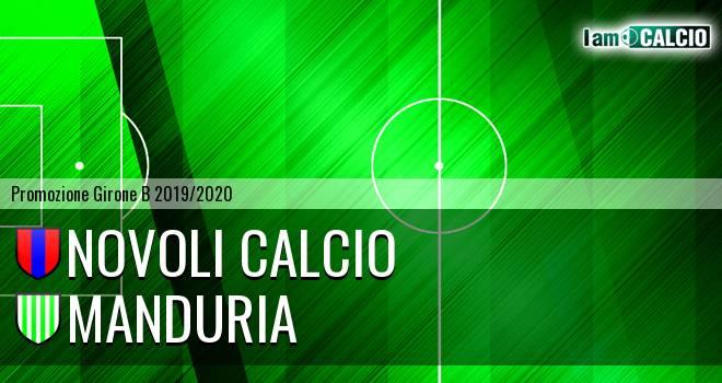 Novoli Calcio - Manduria