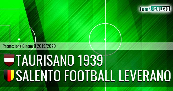 Taurisano 1939 - Salento Football Leverano