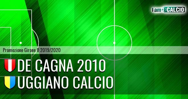 De Cagna 2010 - Uggiano Calcio