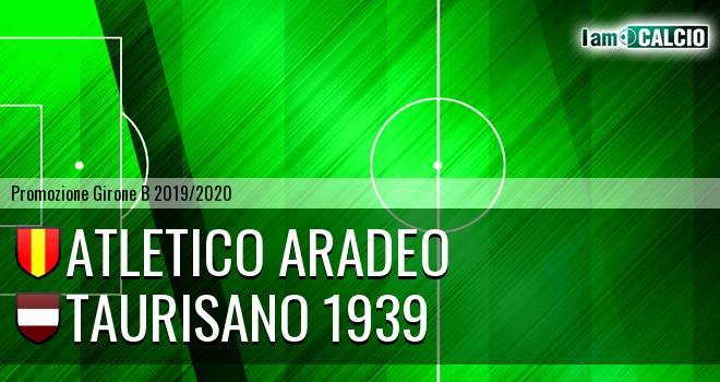 Atletico Aradeo - Taurisano 1939