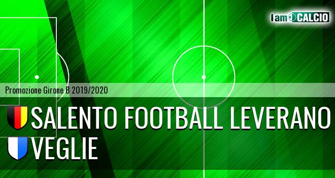 Salento Football Leverano - Veglie