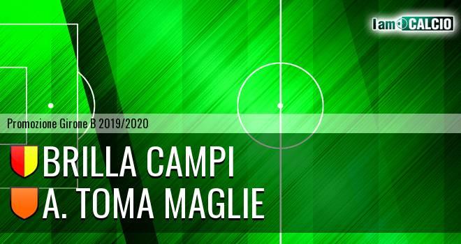 Brilla Campi - A. Toma Maglie