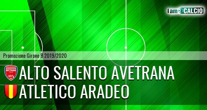Alto Salento Avetrana - Atletico Aradeo