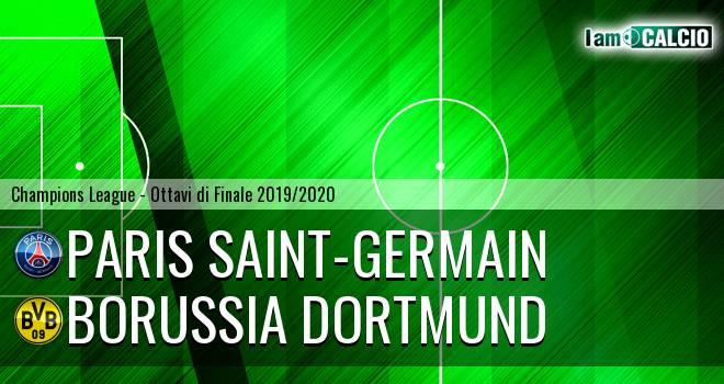 Paris Saint-Germain - Borussia Dortmund
