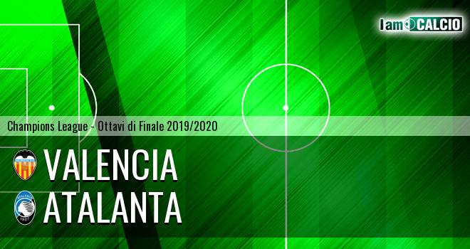 Valencia - Atalanta