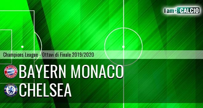 Bayern Monaco - Chelsea