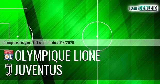 Olympique Lione - Juventus