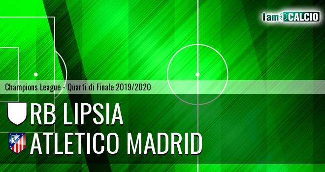 RB Lipsia - Atletico Madrid