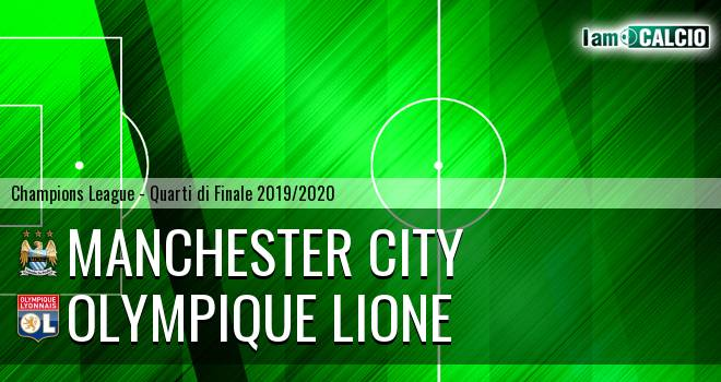 Manchester City - Olympique Lione