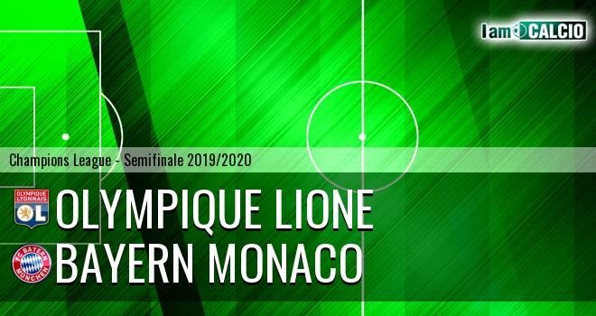 Olympique Lione - Bayern Monaco