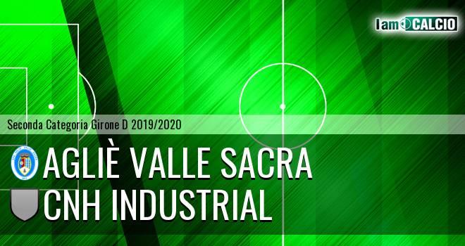 Agliè Valle Sacra - Cnh Industrial