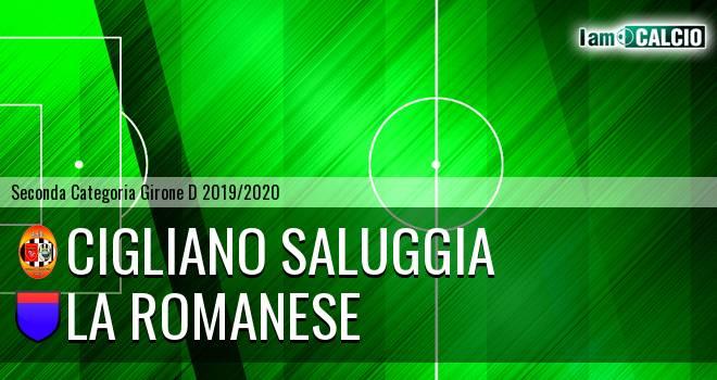 Cigliano Saluggia - La Romanese