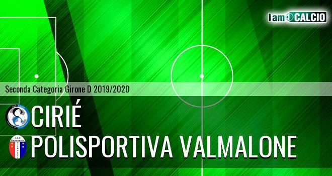 Cirié - Polisportiva Valmalone