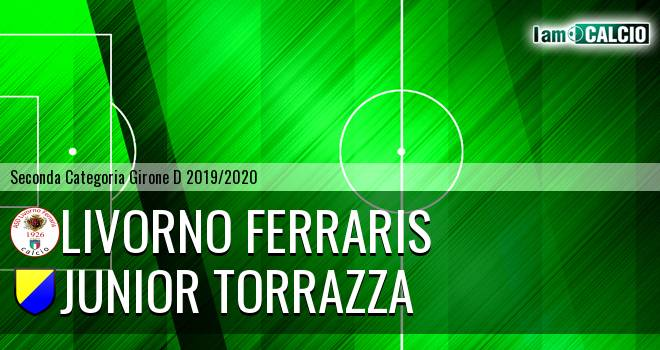 Livorno Ferraris - Junior Torrazza