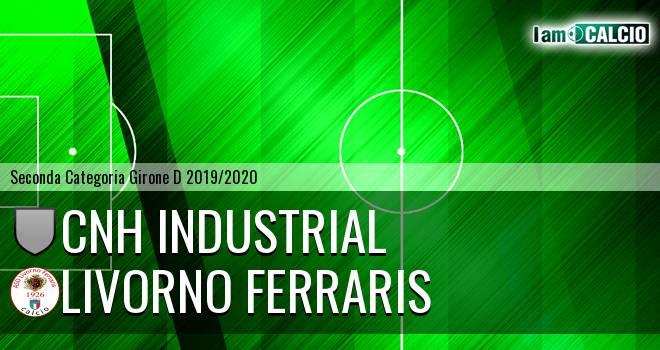 Cnh Industrial - Livorno Ferraris