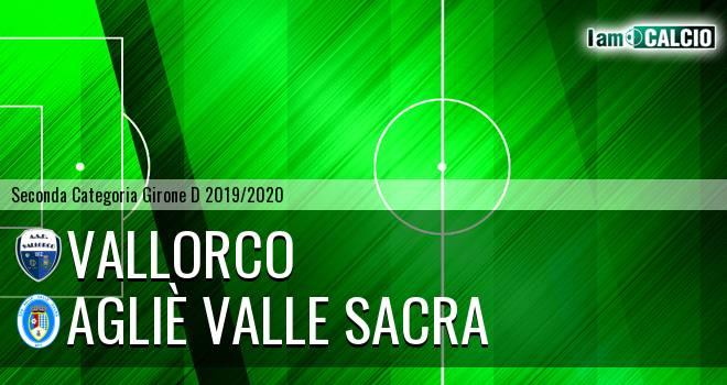 Vallorco - Agliè Valle Sacra