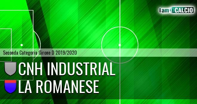 Cnh Industrial - La Romanese