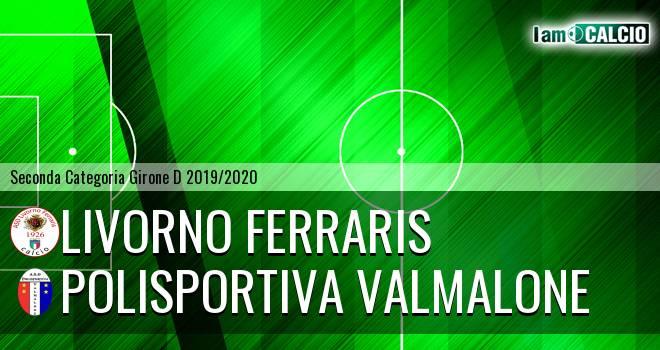 Livorno Ferraris - Polisportiva Valmalone