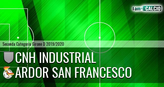 Cnh Industrial - Ardor San Francesco