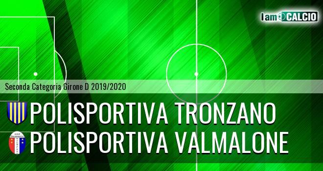 Polisportiva Tronzano - Polisportiva Valmalone