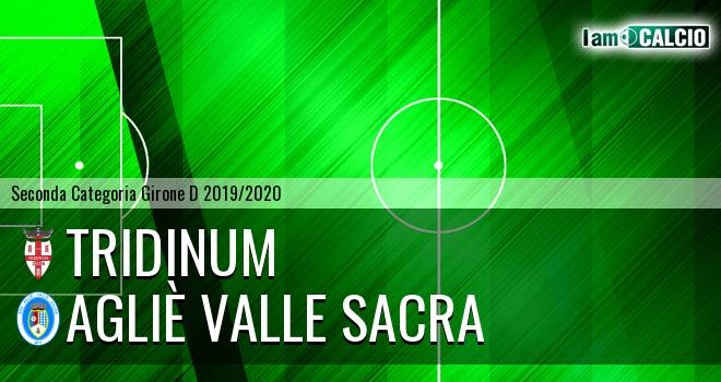 Tridinum - Agliè Valle Sacra